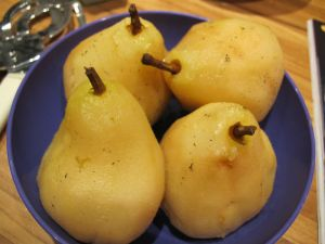 Poached Pears3