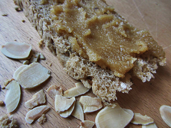 Cashew almond butter 2