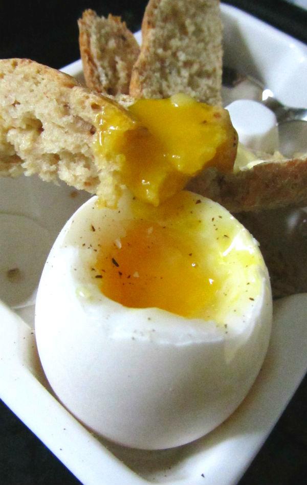 Duck egg LR