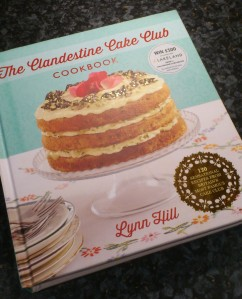 Clandestine Cake Club book